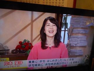NHK俳句。正木ゆう子。速水御舟の絵。竹の子俳句会。他: ノリコのブログ